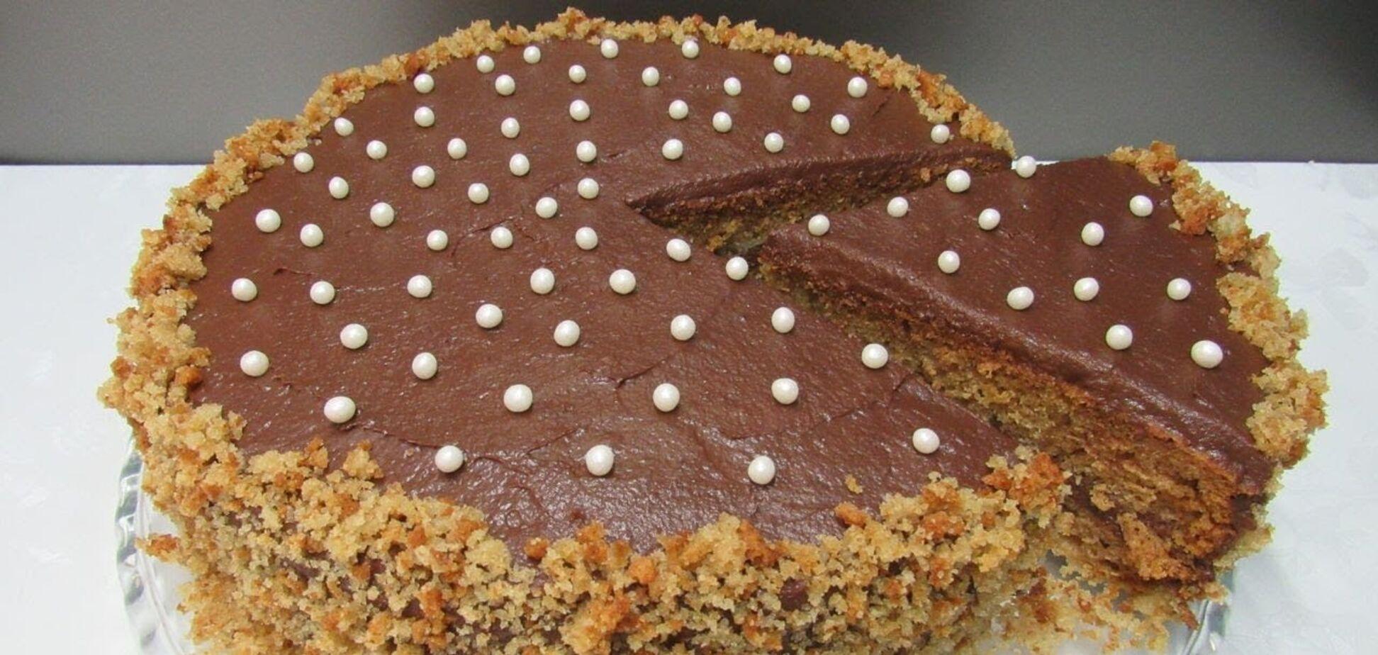 Пісний рецепт: чудовий торт 'Казка'