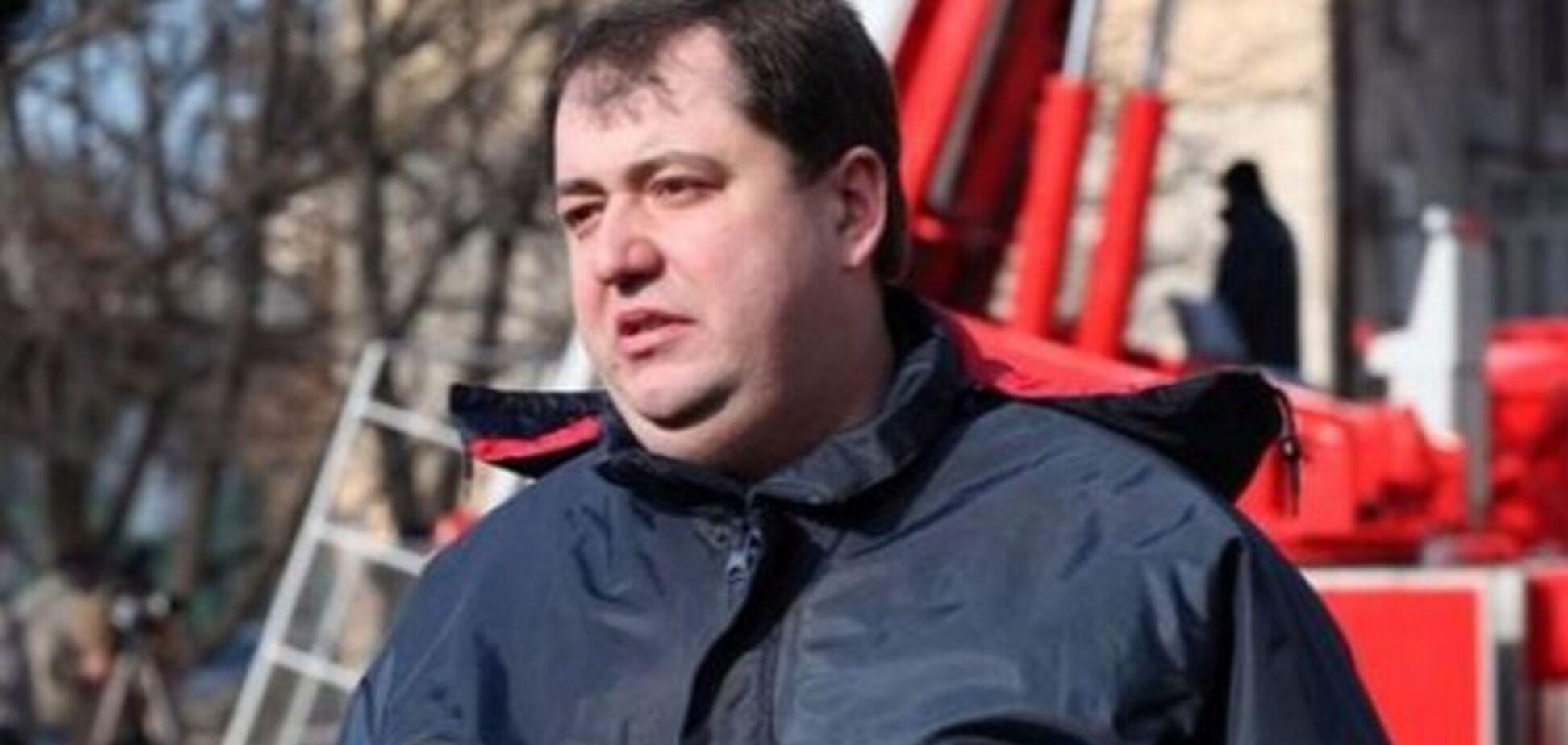 Интерпол отменил розыск экс-главы ГСЧС Одессы Боделана по трагедии 2 мая