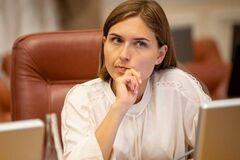 Министр образования Новосад отказалась работать в правительстве Шмыгаля