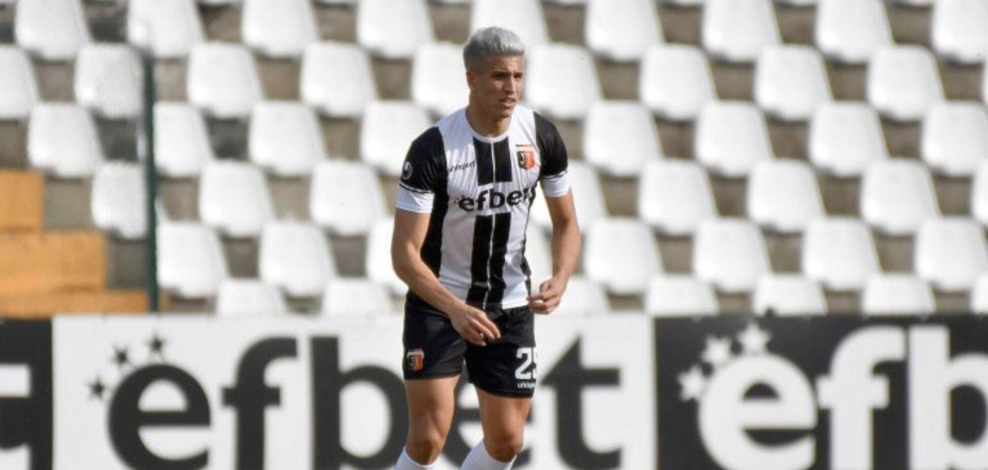 У Болгарії футболіст не влучив у ворота з кількох сантиметрів