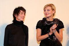 Литвинова розкрила подробиці своїх стосунків із Земфірою