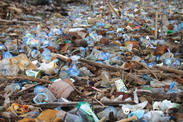 Из венгерской реки Тисы выловили 10 тысяч тонн бытовых отходов