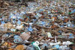 Потік сміття з України став причиною 'перекриття' Тиси в Угорщині: з'явилося відео