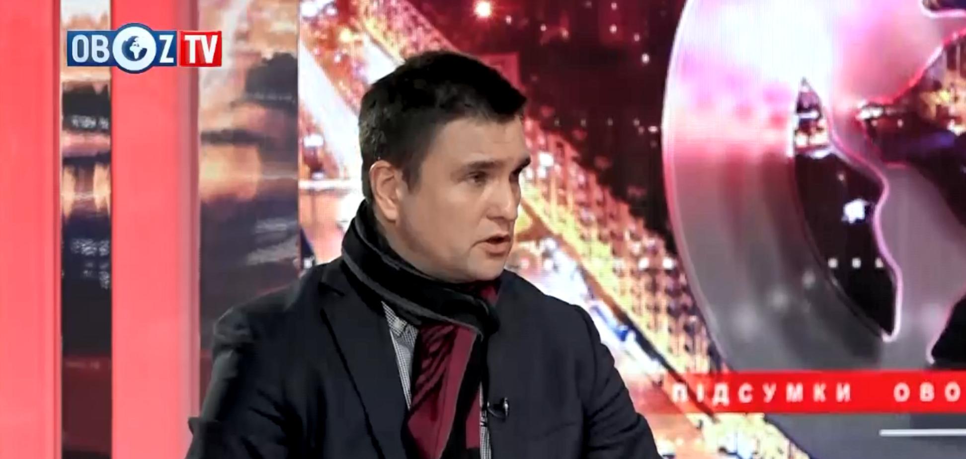 'Путін спробує нас розводити': Клімкін попередив Зеленського