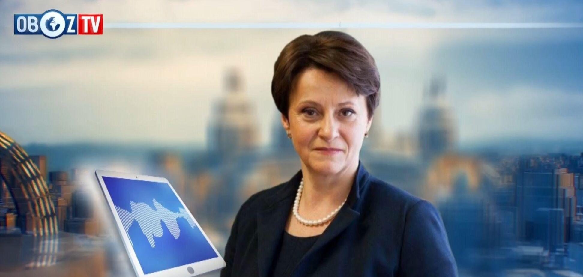 Відставка Гончарука – це наслідок 'неврівноваженості президента': депутатка