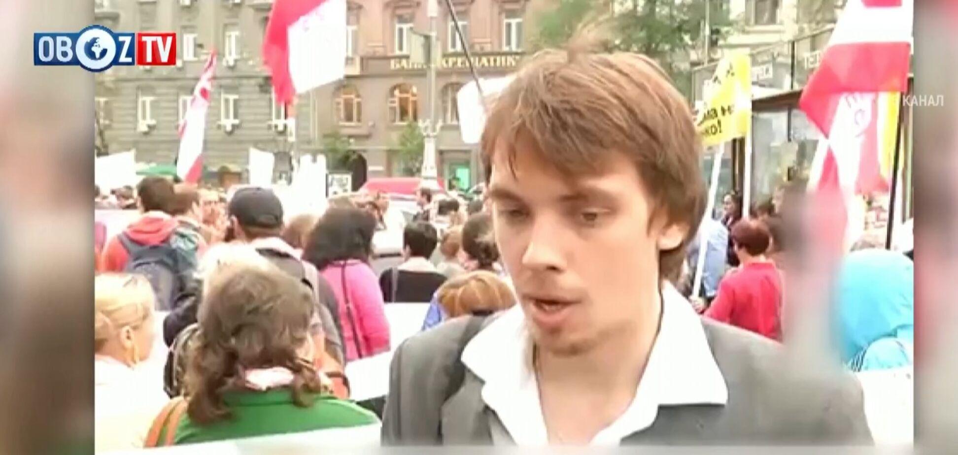 Відставка Гончарука: чим запам'ятався колишній прем'єр