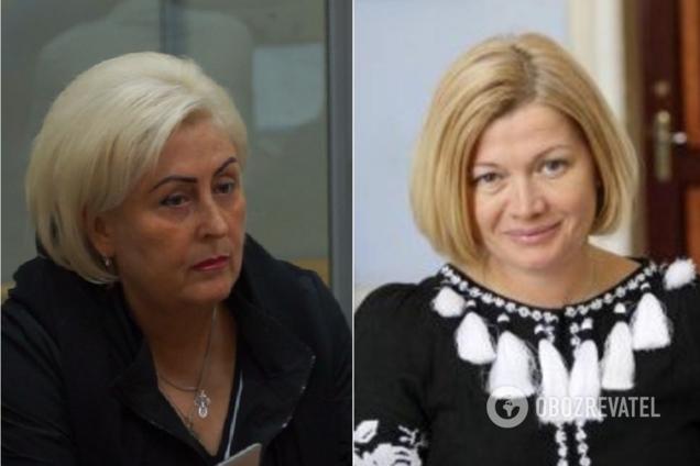Штепа програла Геращенко суд через Майдан