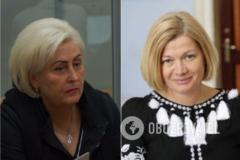 Штепа проиграла Геращенко суд из-за Майдана