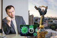 Милованов предупредил об угрозе кризиса в Украине из-за коронавируса