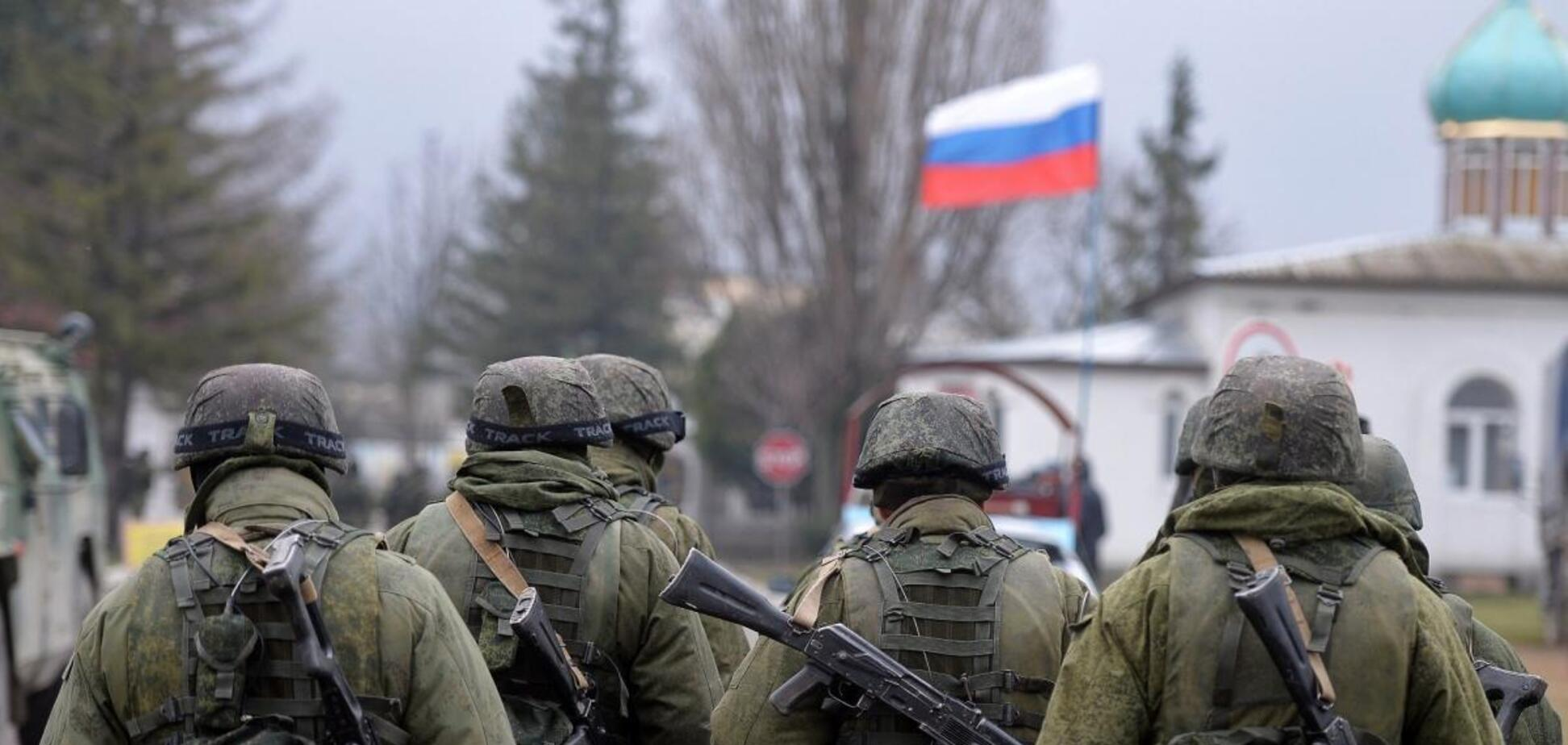 Опублікована невідома хроніка захоплення Криму Росією