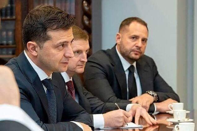 Решение о новом Кабмине принимали Зеленский, Ермак и Шефир