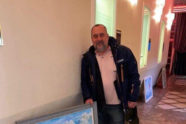 В Одессе состоится вернисаж картин художника Романа Давыденко