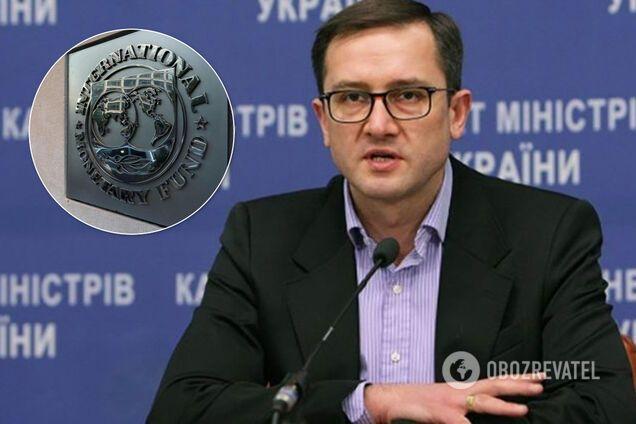 """Новий міністр фінансів Ігор Уманський вважає, що Україні не потрібен Міжнародний валютний фонд, оскільки організація вимагає проводити """"а-ля реформи"""""""