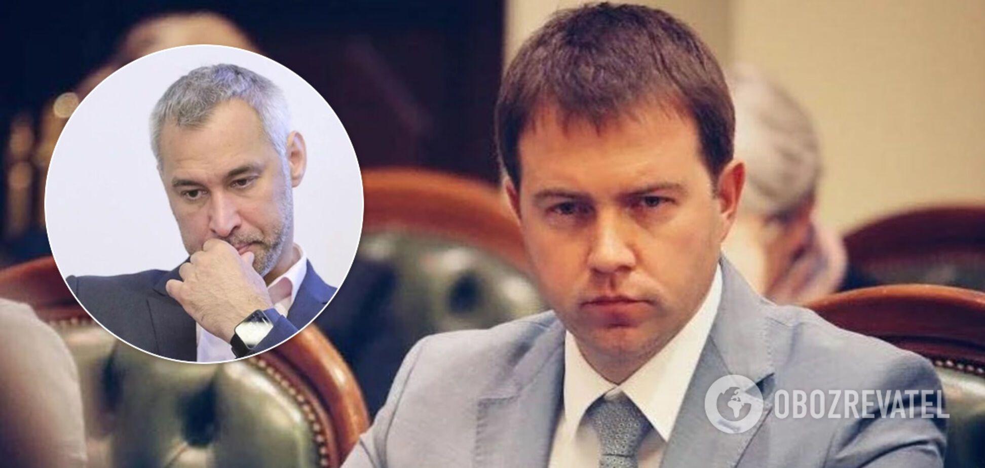Увольнение Рябошапки: Юрий Бутусов назвал причину