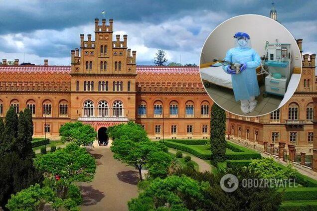 Коронавирус в Черновцах