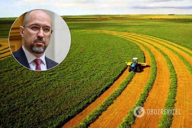 Денис Шмигаль підтримав всеукраїнський референдум з продажу землі іноземцям
