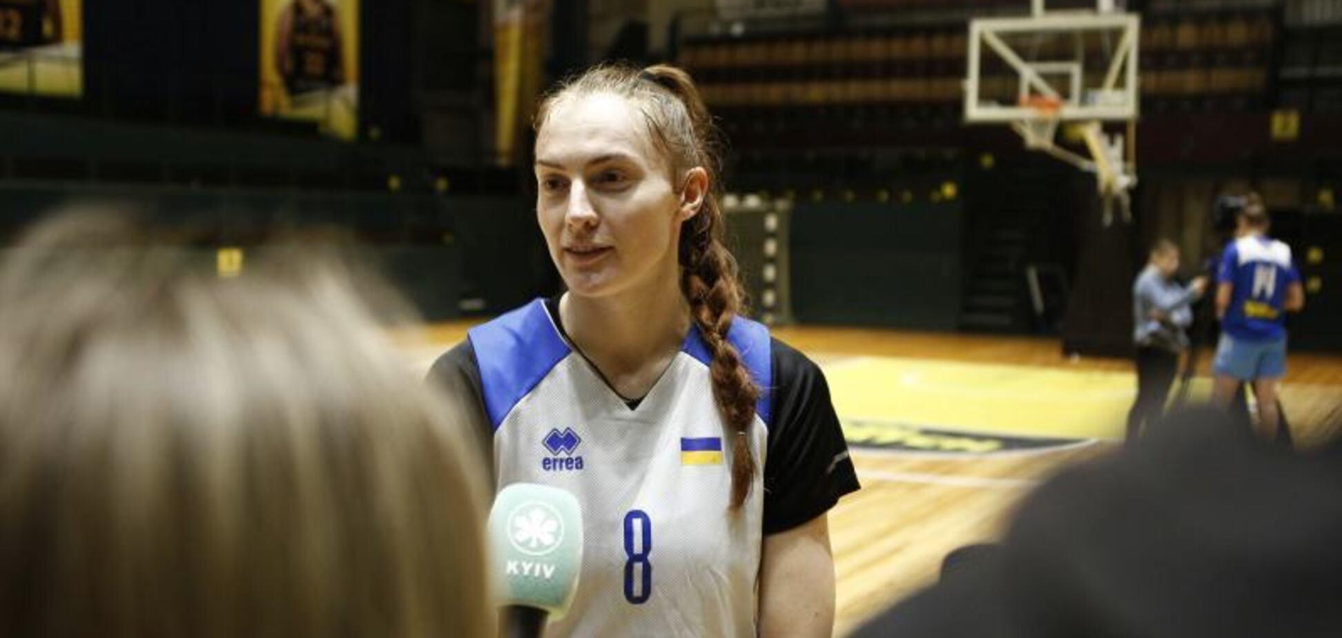 Украинские баскетболистки 3х3 готовятся к квалификации ОИ