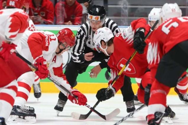 Россия может отобрать у Швейцарии право принять ЧМ-2020 по хоккею