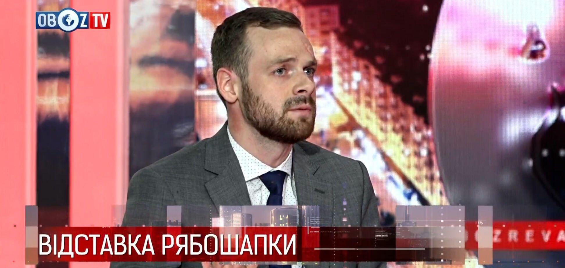 Отставка Рябошапки: за что уволили генпрокурора