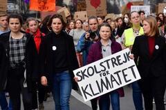 Грета Тунберг в парламенті ЄС жорстко розкритикувала політику Євросоюзу