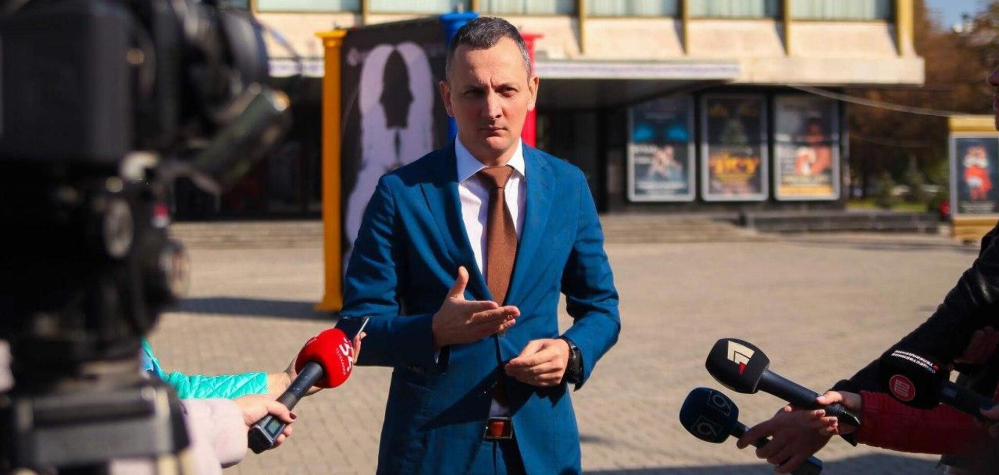 Координатор 'Великого будівництва' Голик показав, як реалізується програма в Житомирі