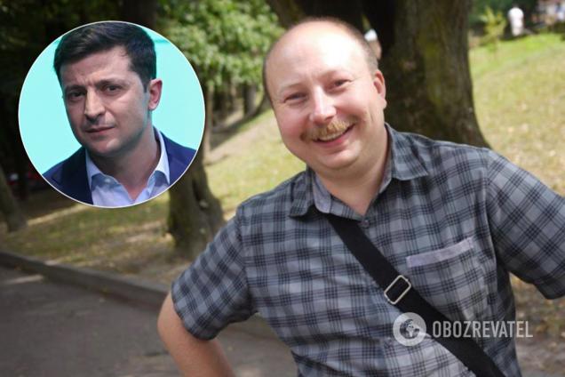 Новый министр Немчинов критиковал Зеленского в сети