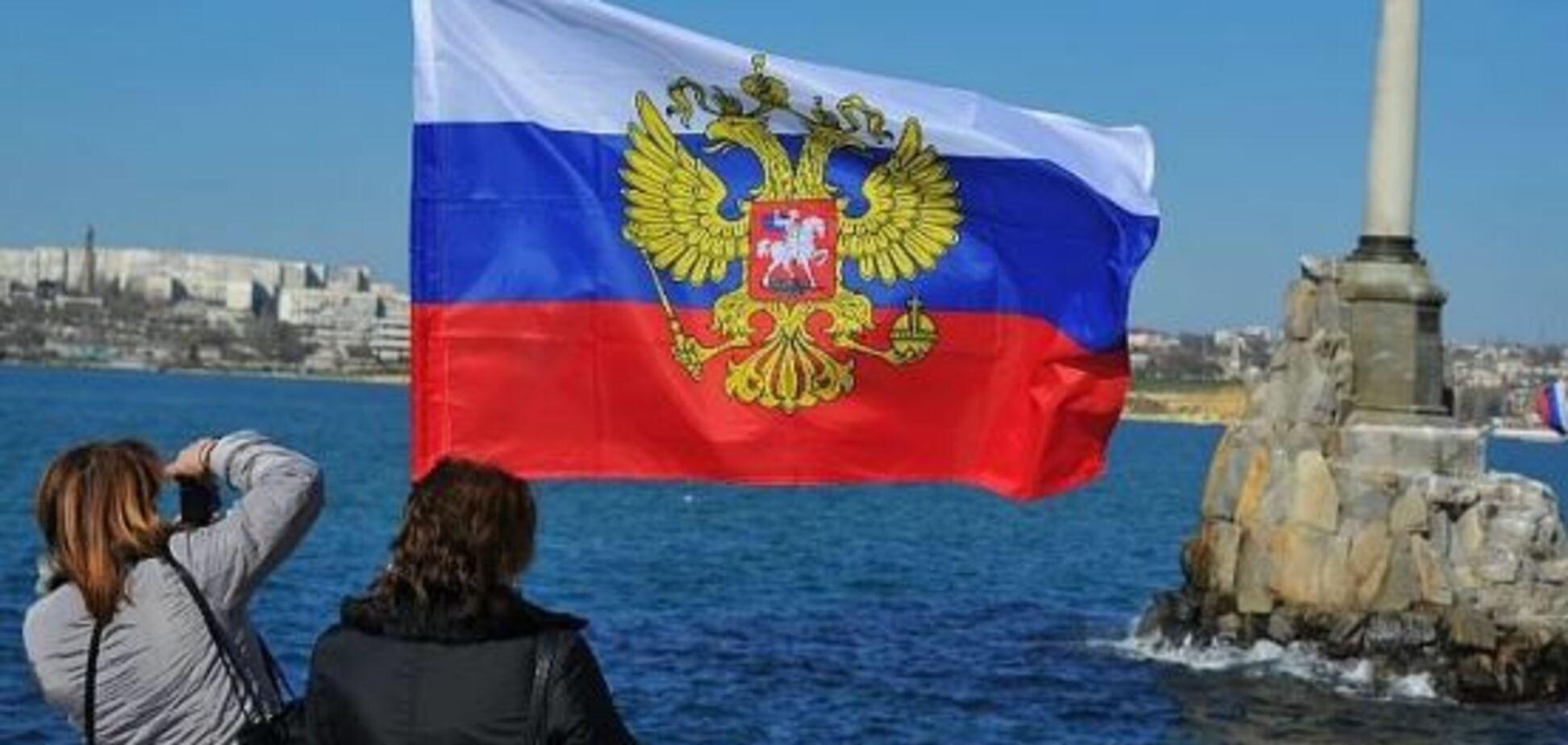 Фанат Путіна раптово заговорив про повернення Криму Україні