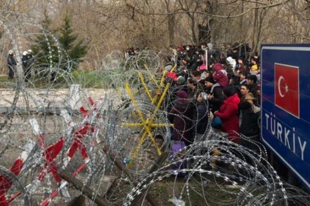 Відповідь Туреччині: Греція вирішила змінити ставлення до біженців
