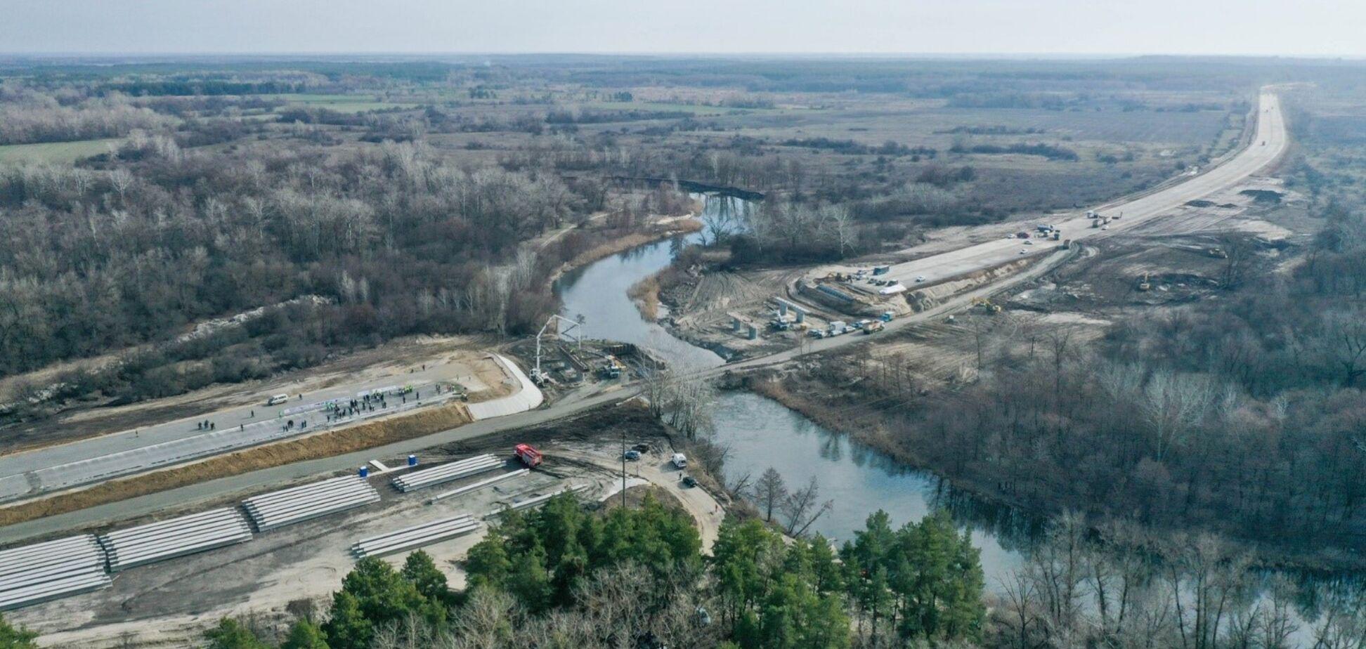 Траса Решетилівка-Дніпро буде добудована в цьому році – координатор 'Великого будівництва' Голик