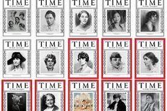 Облик столетия: Time выбрал 100 женщин года, разместив их на своих обложках