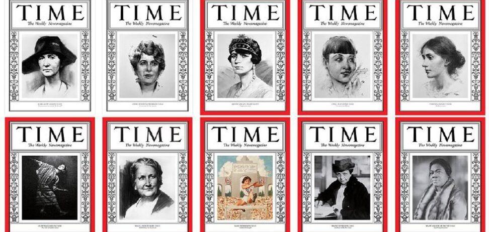 Обличчя століття: Time обрав 100 жінок року, розмістивши їх на своїх обкладинках