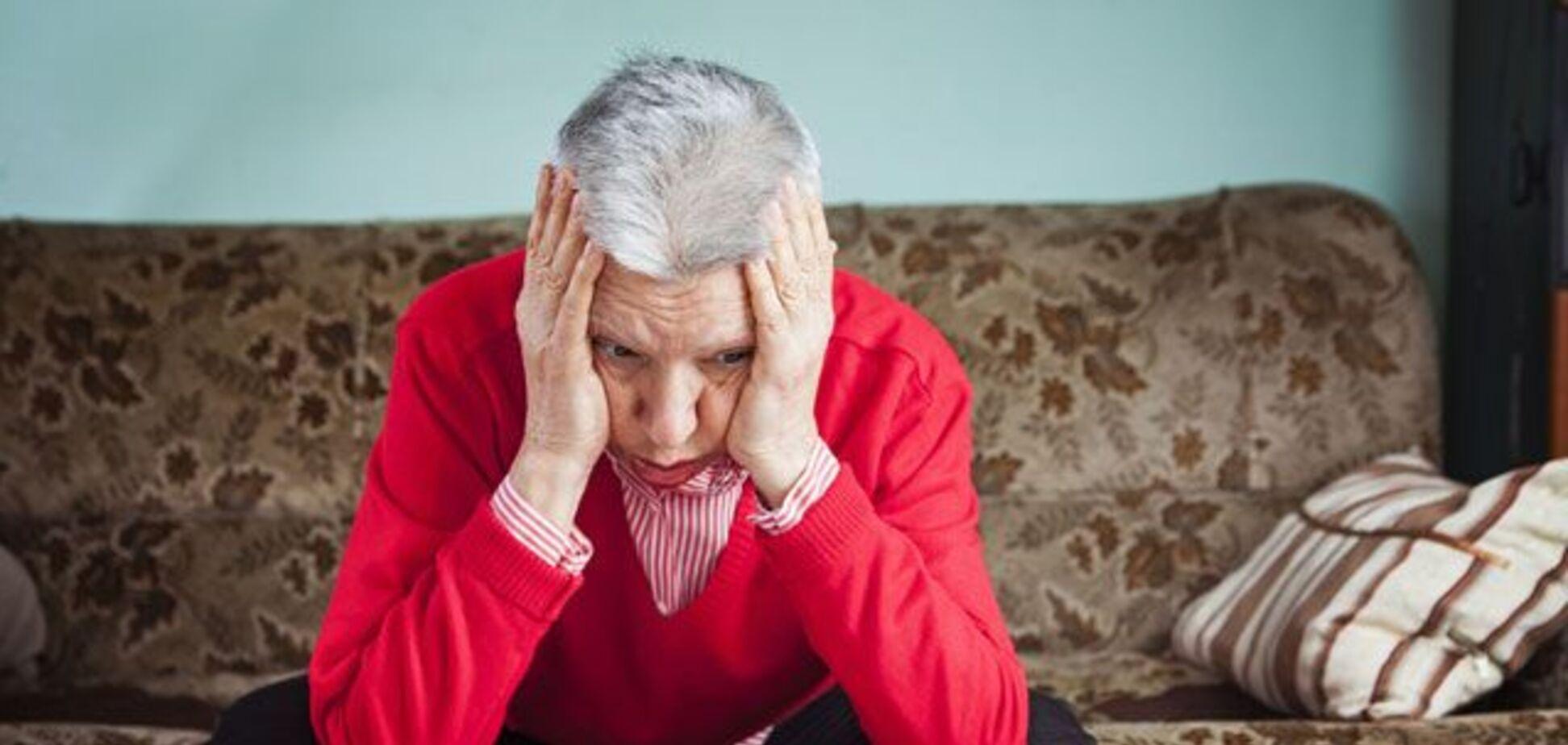 Шахраї в Україні придумали схему розлучення з '13-й пенсією'