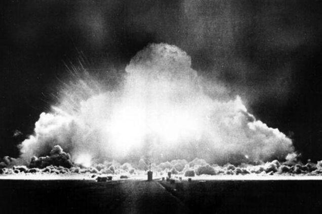 В СССР прошло жуткое испытание ядерного оружия