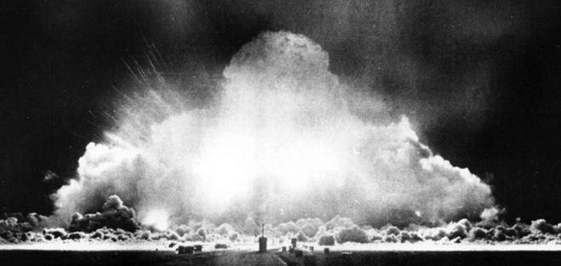 В СССР прошло жуткое испытание ядерного оружия, убившее множество людей