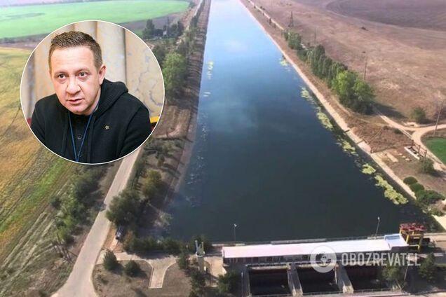 Муждабаев заявил, что любая попытка решить вопрос с поставкой воды оккупантам закончиться тем, что в Украине начнется неуправляемый хаос
