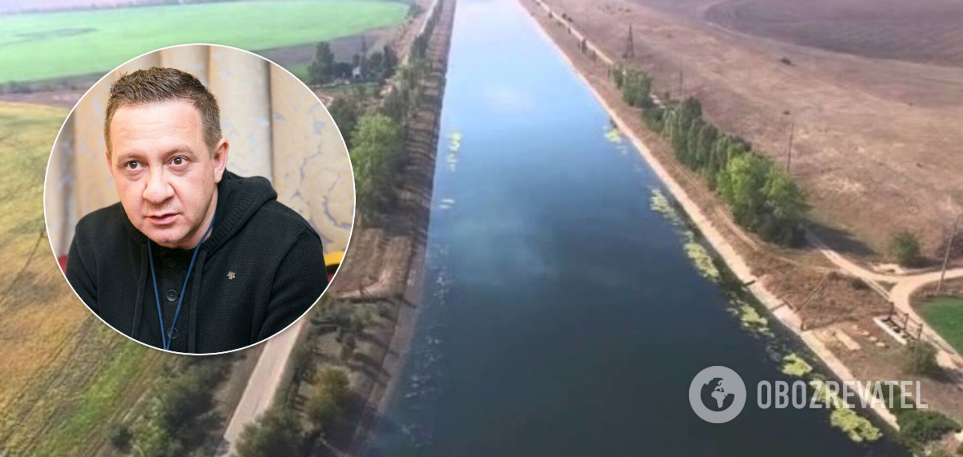 Муждабаєв озвучив катастрофічні наслідки подачі води в Крим