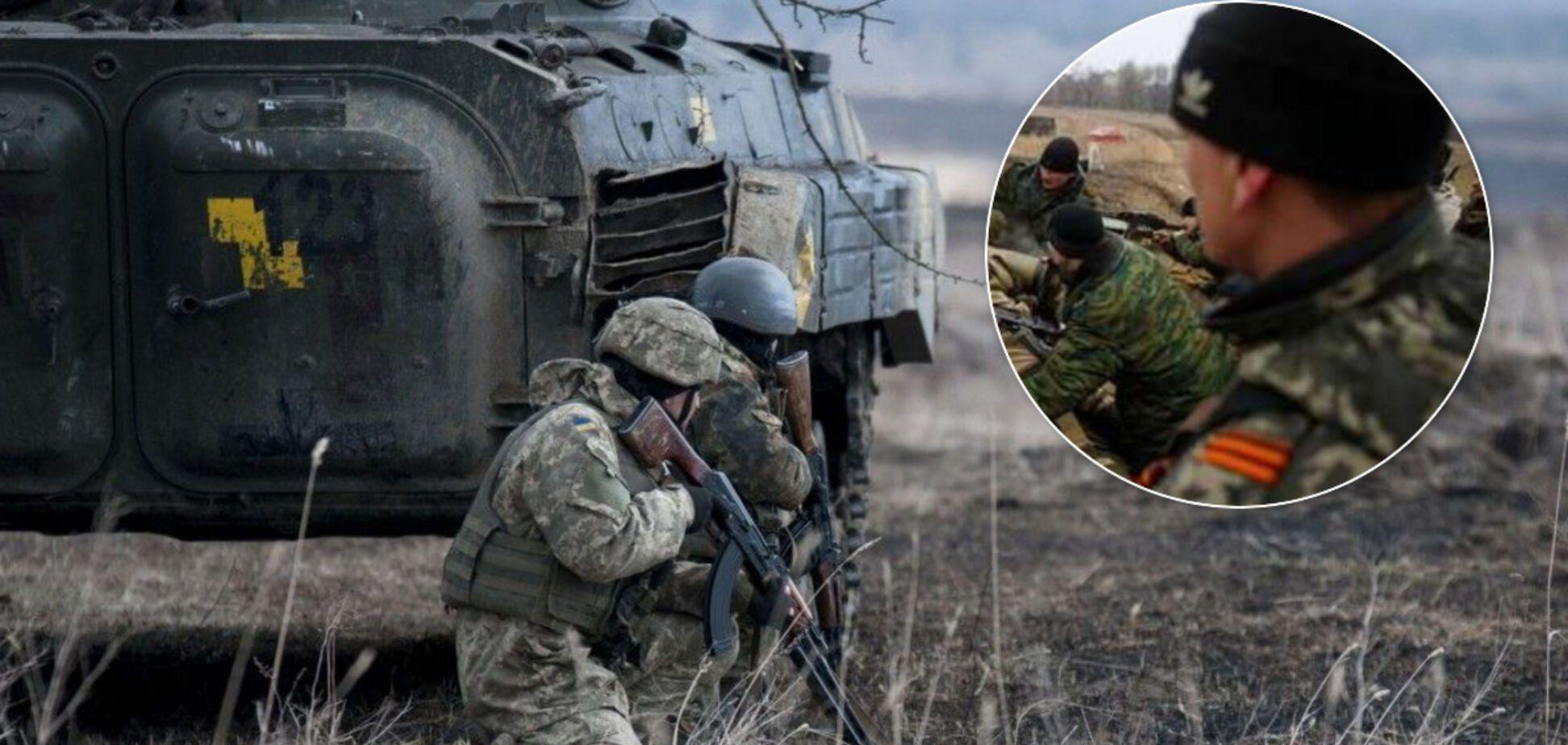 В 'Л/ДНР' заявили про повернення ЗСУ на позиції біля Петрівського