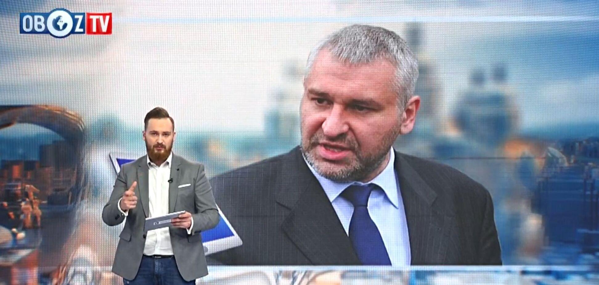 Россия оккупирует Украину изнутри? Марк Фейгин рассказал об агентуре Кремля