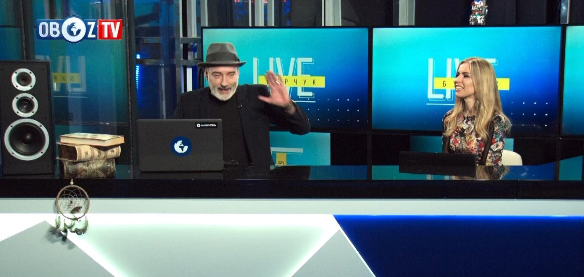 Ведущие 'Бурчук LIVE' вспомнили курьезные моменты из истории шоу