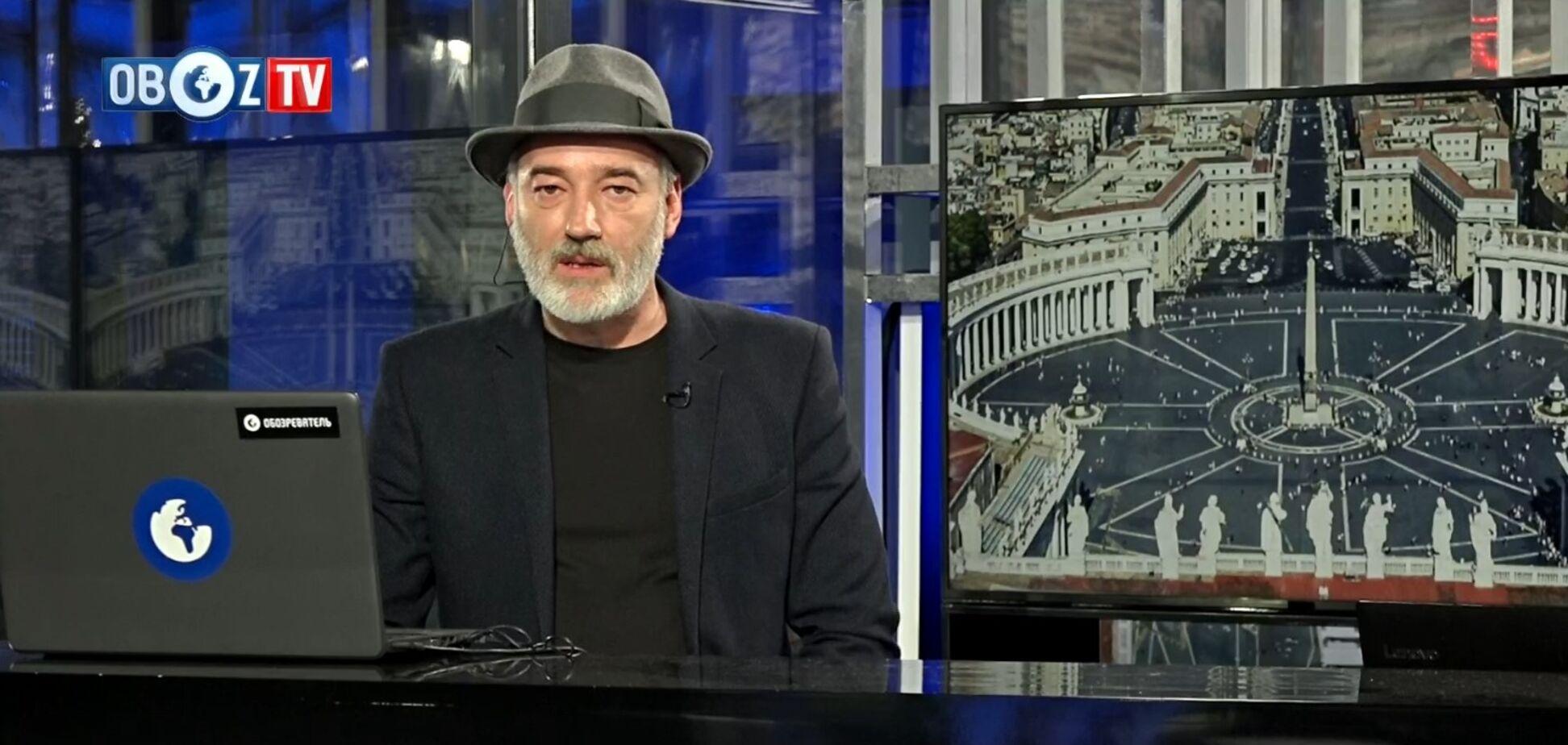 Коронавирус в Ватикане: заражены новые страны
