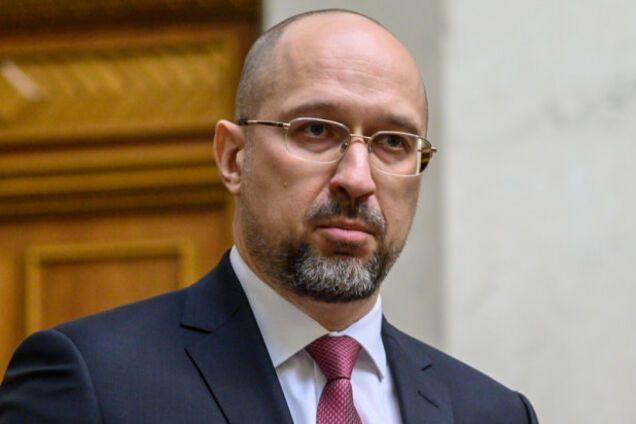 Шмигаль відхрестився від скандальної заяви про воду до Криму