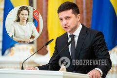 Никонорова відповіла Зеленському на ультиматум для Путіна Донбасом