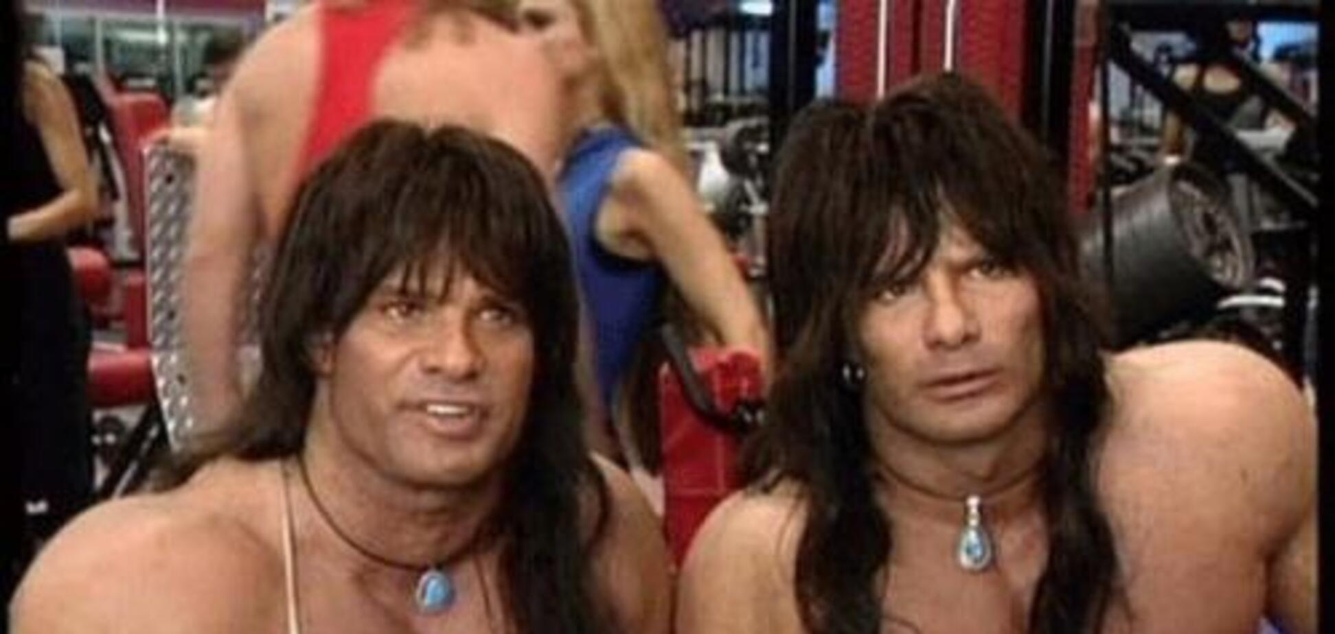 Братья-близнецы из фильма 'Няньки'