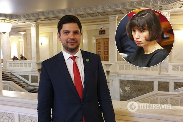 Александр Качура подал в суд на Татьяну Чорновол
