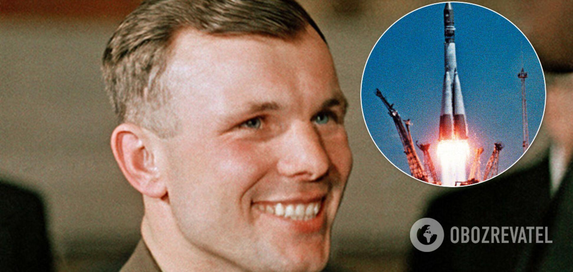 Юрій Гагарін народився 86 років тому: чому його подвиг не дозволив СРСР перемогти в космічній гонці