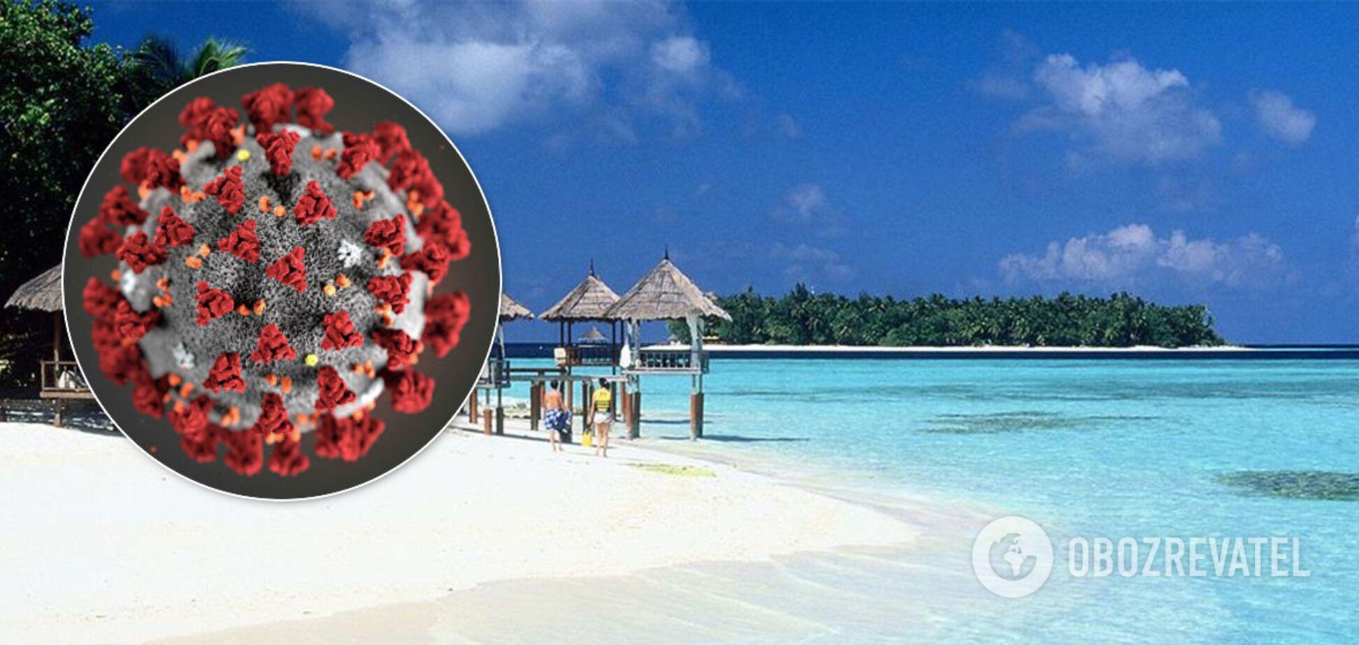 Коронавірус дістався до найпопулярніших курортів світу: перші випадки вже на Мальдівах