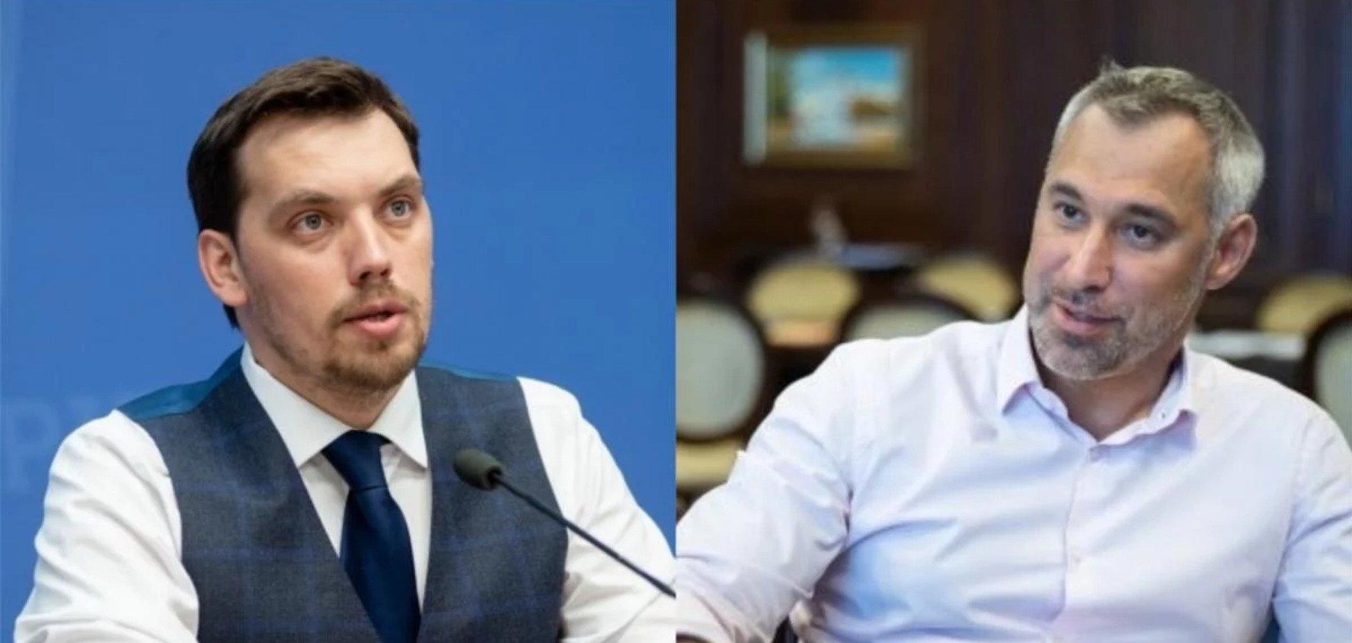 'Реформи в Україні під загрозою': західні ЗМІ оцінили відставку Гончарука і Рябошапки
