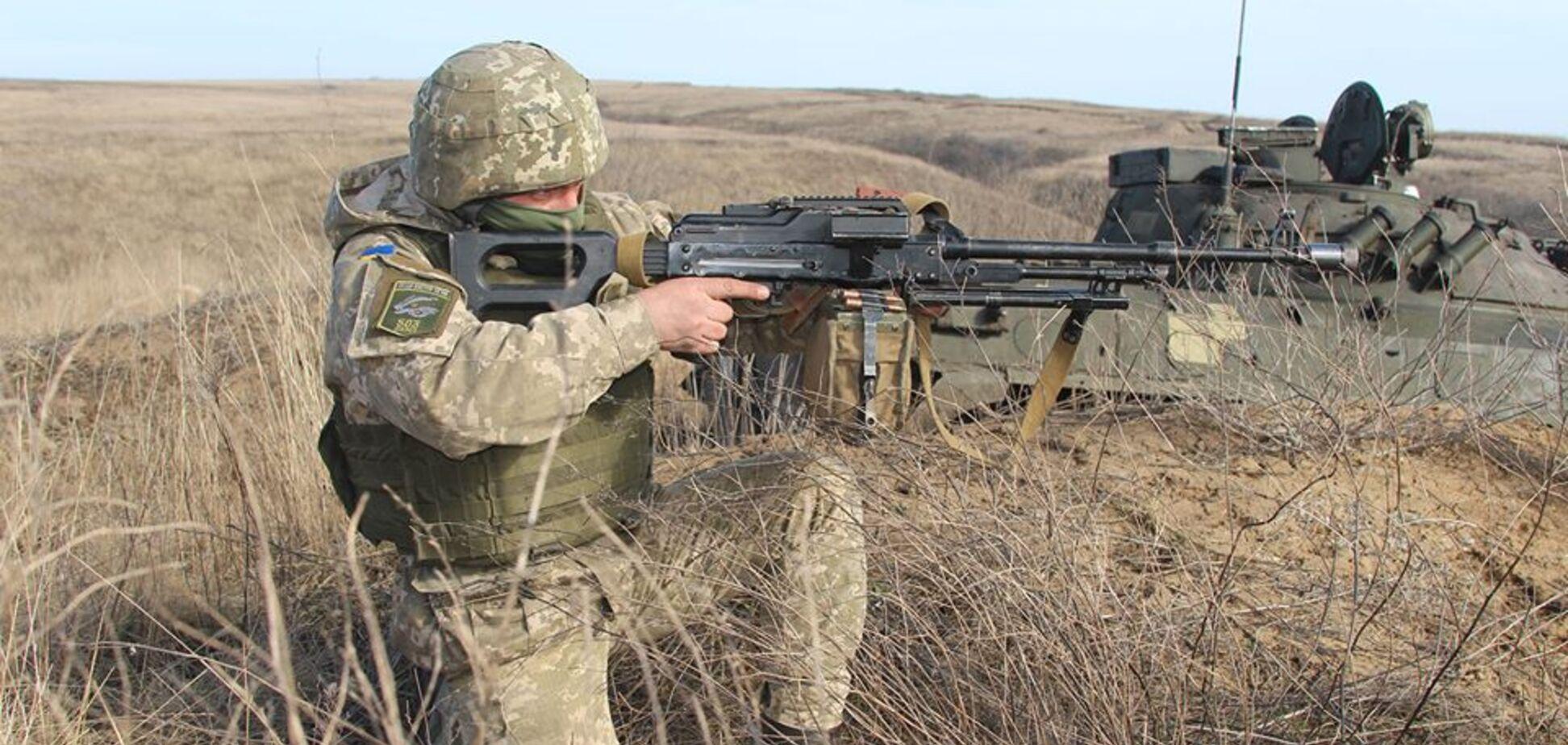 Терористи 'Л/ДНР' вдарили по ЗСУ на Донбасі: бійці вистояли