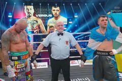 Українського боксера Сергія Радченка скандально позбавили перемоги