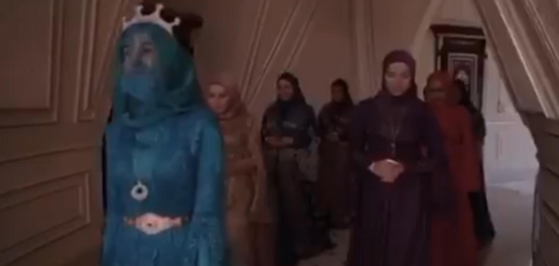 Дочь 'правой руки' Кадырова назвала себя султаншей и разозлила сеть. Пафосное видео